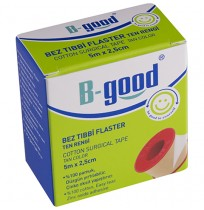 B-GOOD BEZ FLASTER TEN. 5M*2,5CM